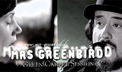 GREEN CARPET SESSION (+ Gratis Making-Of-Video)